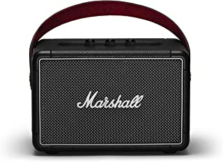 Marshall Kilburn II Portable Bluetooth Speaker - Black