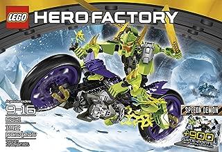 Best hero factory speeda demon Reviews