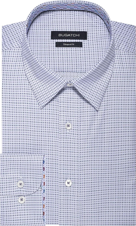 Al sold out. Bugatchi Men's Max 84% OFF Shaped Shirt Fashion