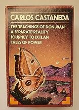 Teachings of Don Juan 4 Volumes Set