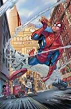 Peter Parker: The Spectacular Spider-Man Annual #1 Variant Cover by Javi Garron