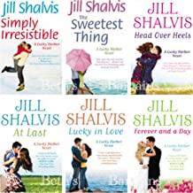 6 Books: Lucky Harbor Novels Set - Simply Irresistible, The Sweetest Thing, Head Over Heels, At Last, Lucky in Love, Forever in a Day (Lucky Harbor Series Collection)