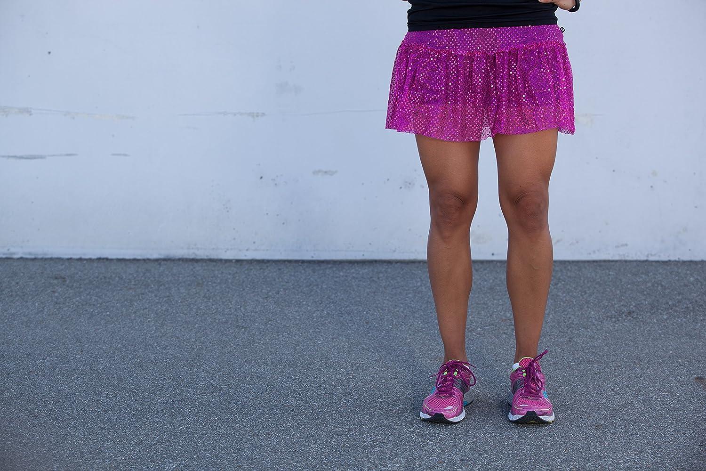 Womens Sparkle Running Skirt Sequin Running Skirt Running Tutu Running Costume Glitter Running Skirt