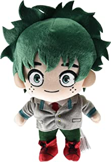 Great Eastern My Hero Academia GE-52278 Izuku Midoriya Uniform Plush Stuffed Plush