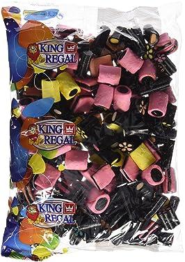 King Regal Regaliz Inglesa - bolsa 1 kg