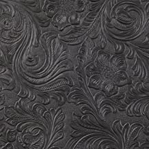 Tolex Amplifier Cabinet Covering, Black Country Western, 18