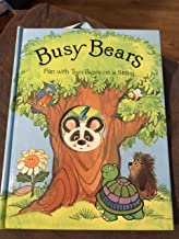 Surp Busy Bears (Pss Surprise Books)