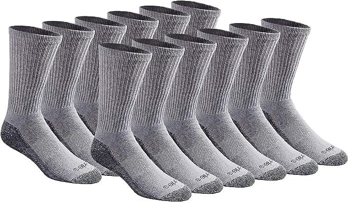 Men's Dri-tech Moisture Control Crew Socks