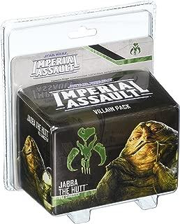 Fantasy Flight Games SWI36 Star Wars: Jabba The Hutt Board Game