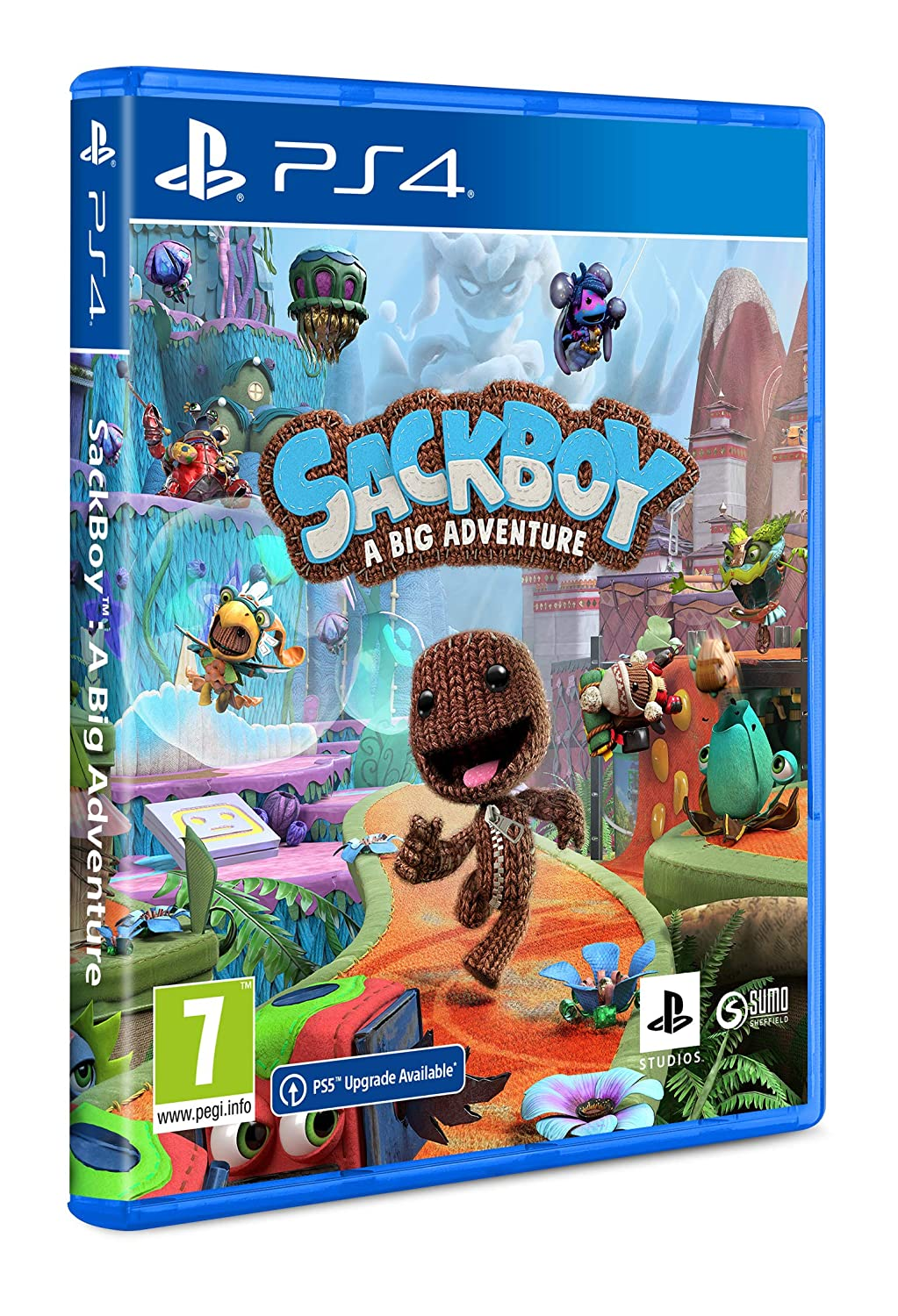 Miami Mall Sackboy: A Big SEAL limited product PS4 Adventure