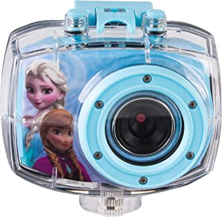 Disney Frozen 78027 Action Camera with Accessories with 1.8