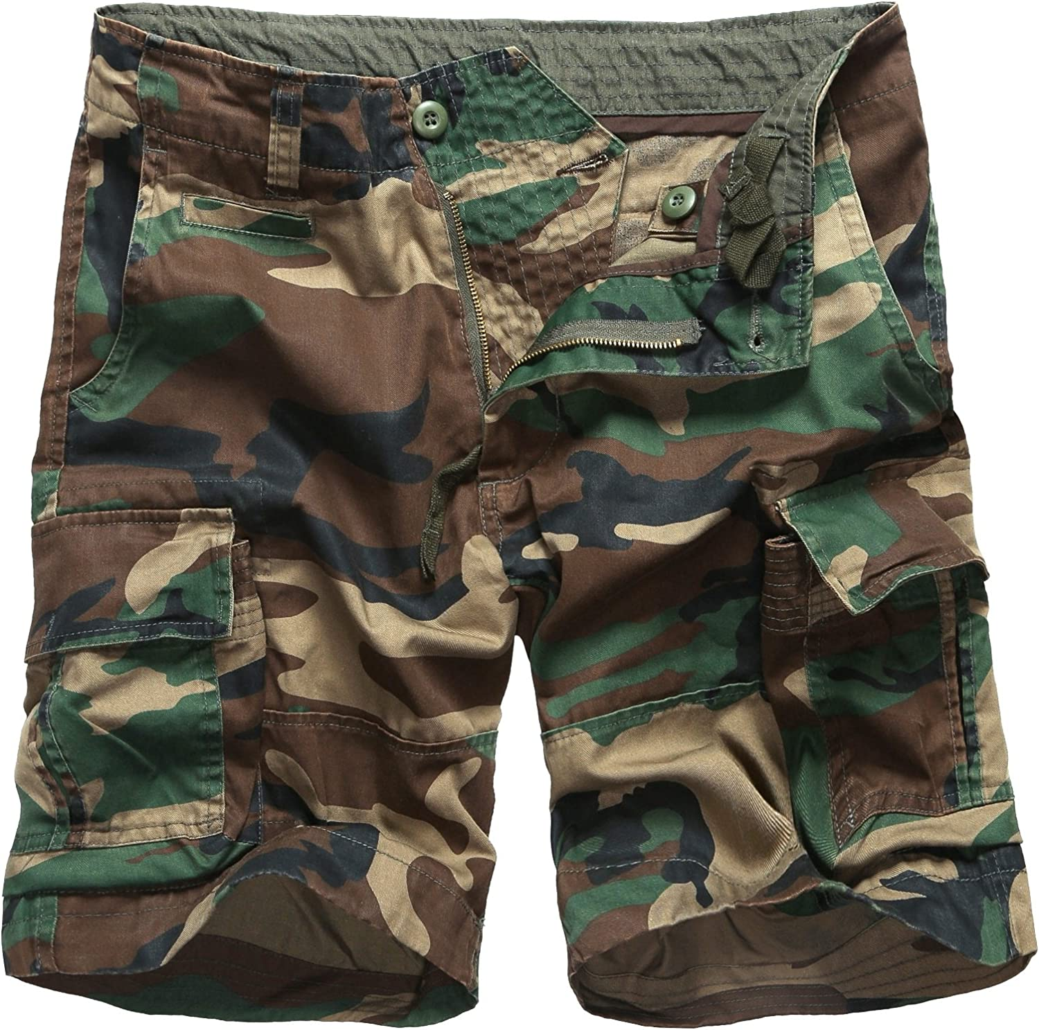 Backbone Mens Army Tactical Military Trust New sales Cargo C Shorts Work Fishing