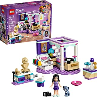 lego friends emma bedroom