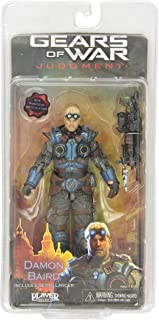 [Import Anglais] Gears of War Judgement: 7'' Action Figure: Baird