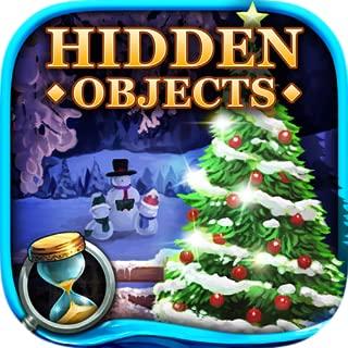Hidden Objects - Winter Garden