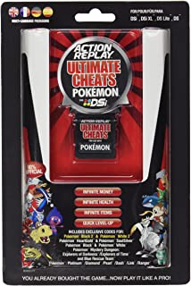 pokemon black cheat codes action replay