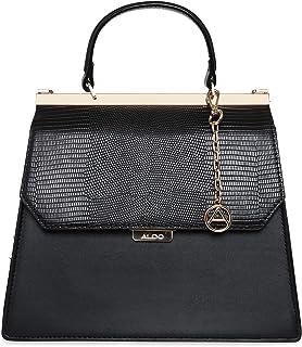 ALDO Women's RAMELLI Handbag, Black, ONE Size