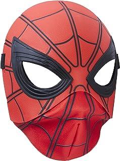 Marvel - Figura de Spiderman, Flip up máscara (Hasbro B9694EU4)