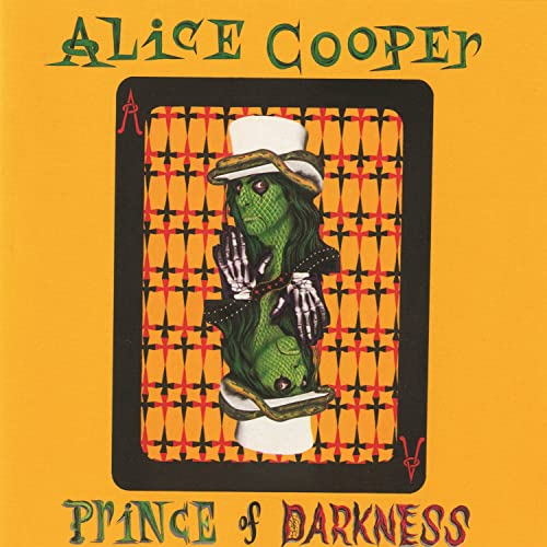 He S Back The Man Behind The Mask By Alice Cooper On Amazon Music