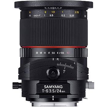 Samyang F1110905101 - Objetivo fotográfico DSLR para Sony A ...