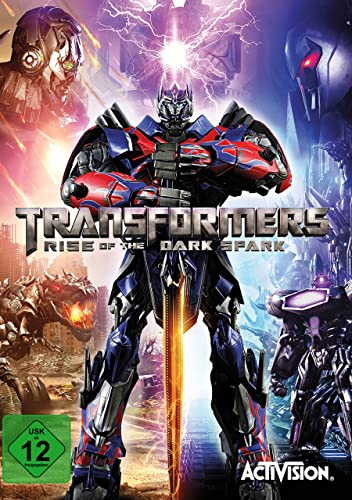 TRANSFORMER:The Dark Spark [PC Code - Steam]