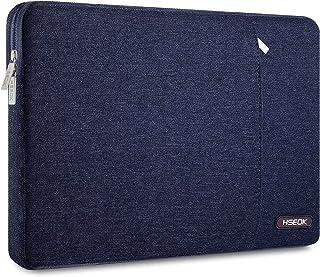 HSEOK 15-15.6インチ ノートPC ケース 耐衝撃撥水加工ノートパソコンスリーブ MacBook Pro Retina A1398/Pro A1286 ほとんどの15-15.6インチ PC パソコン(Acer/Asus/Dell/H...