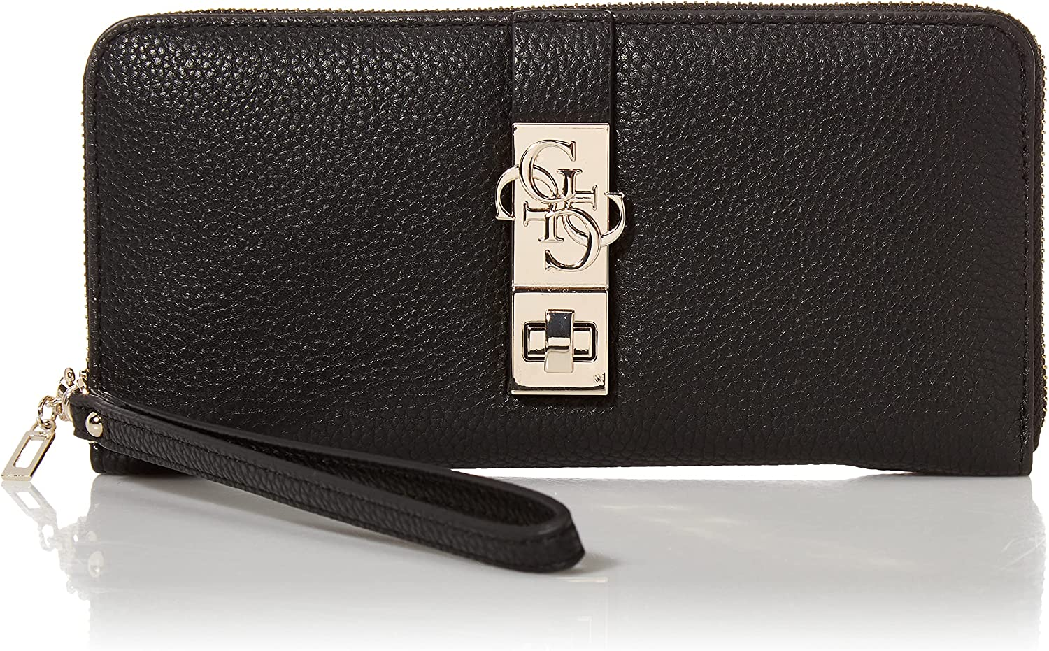 GUESS Women's Super beauty product restock quality top Ranking TOP11 Albury Large Wallet Around Zip