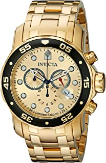 invicta skeleton watch price