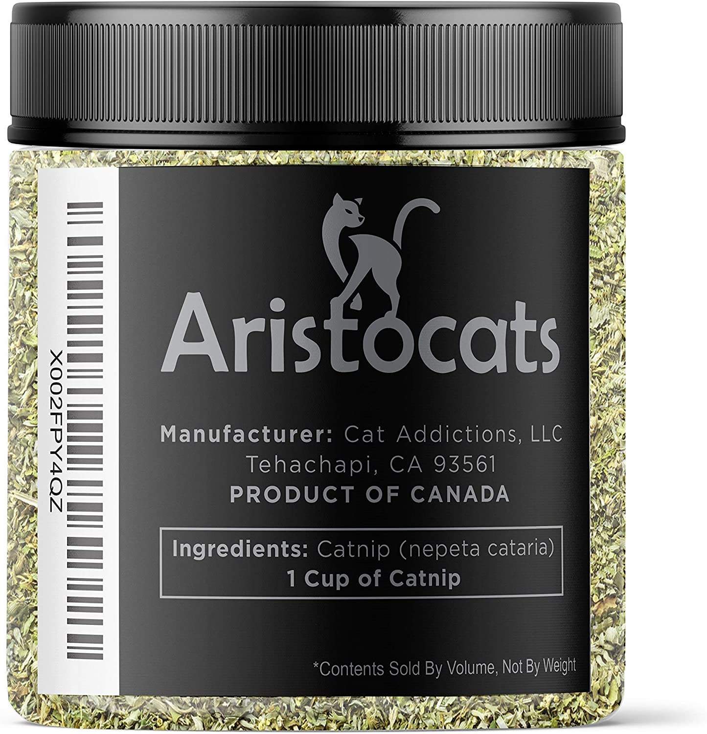 Aristocats Catnip Premium Blend Safe Infused Quantity limited Maxi Max 75% OFF for with Cats