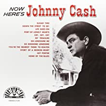 Best johnny cash now here's johnny cash songs Reviews