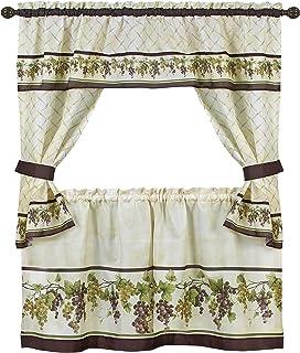 Achim Home Furnishings, Multi Ache Home Furnishings Tuscany Cottage Set, 24-Inch