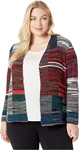 Plus Size Total Eclipse Four-Way Cardy