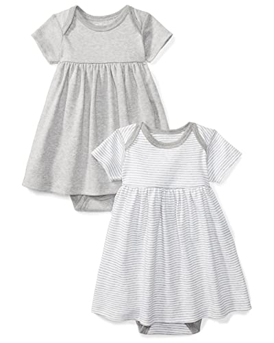 Toddler Grey Dress  Amazon.com 36ace77ca