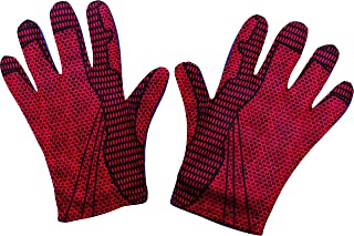 Rubie's Costume Men's The Amazing Spider-Man Adult Gloves, Red, One Size