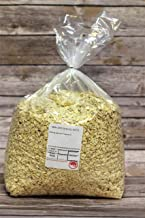 Kauffman's Fruit Farm Old Fashioned Regular Rolled Oats, Use these oats to make cookies, breads and heart healthy granola's or Serve as a hot breakfast meal, Reusable Bulk 5lb. Bag