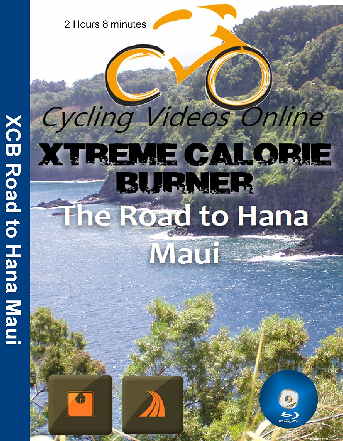 Extreme San Diego Mall Calorie Burner the Road Virtual Super popular specialty store Indoor Maui. Cyclin Hana