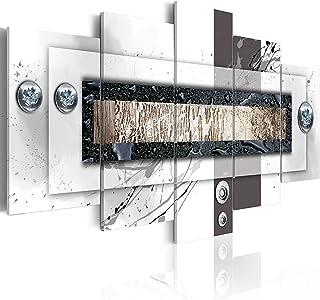 murando - Cuadro en Lienzo 200x100 - Impresión de 5 Piezas