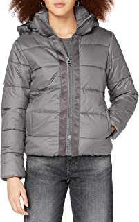 G-STAR RAW Meefic Hooded Paded Chaqueta para Mujer