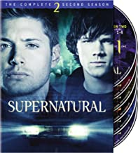 supernatural season 2 box set