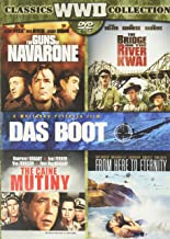 Bridge on the River Kwai, the (Original Version) / Caine Mutiny, the / Das Boot (Director's Cut) / from Here to Eternity (...
