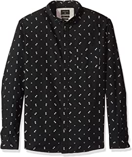 Men's Da Huts Ls Long Sleeve Shirt