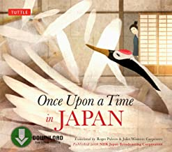 Once Upon a Time in Japan: (Downloadable Audio) (English Edition)