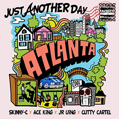 Just Another Day [Explicit] de Ace King, JR Uing, and Cutty ...