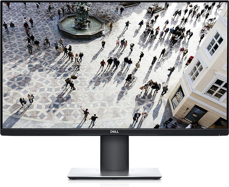 Monitor pc dell 27 monitor p2720dc 68,58 cm (27 pollici) nero, dell-p2720dc (68,58 cm), nero
