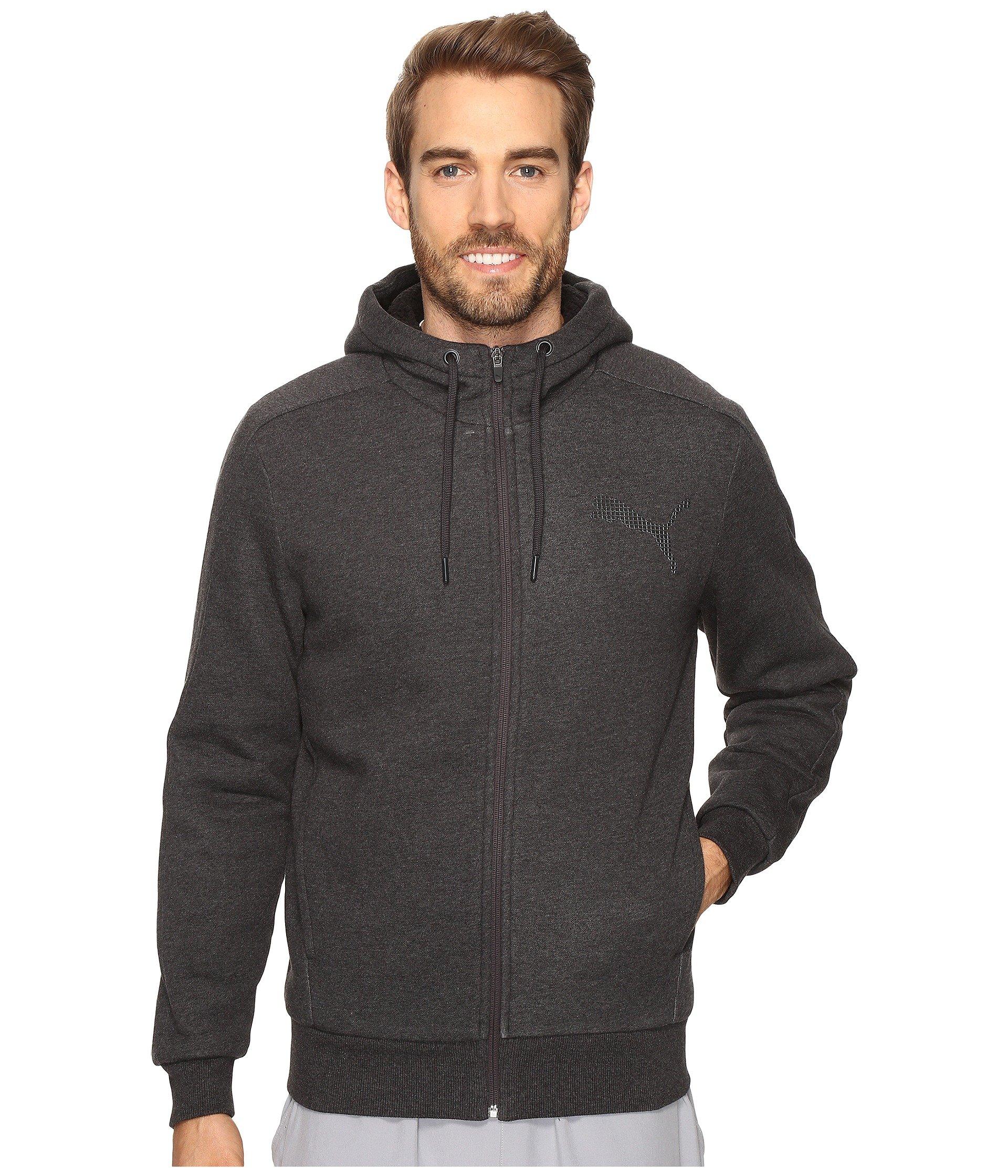 P48 Core Sherpa Full Zip Hoodie
