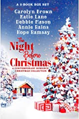 The Night Before Christmas Box Set: A Contemporary Romance Collection Kindle Edition