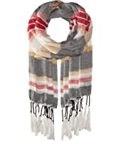 Steve Madden - Variegated Stripe Day Wrap