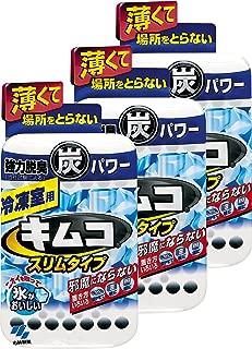 【まとめ買い】キムコスリムタイプ 冷凍室脱臭用 効き目約5ヶ月~6ヶ月×3個