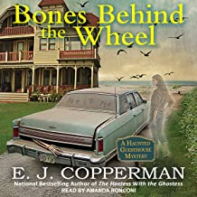 Bones Behind the Wheel: Haunted Guesthouse Mystery Series, Book 10