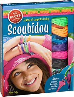Klutz Scoubidou Craft Kit